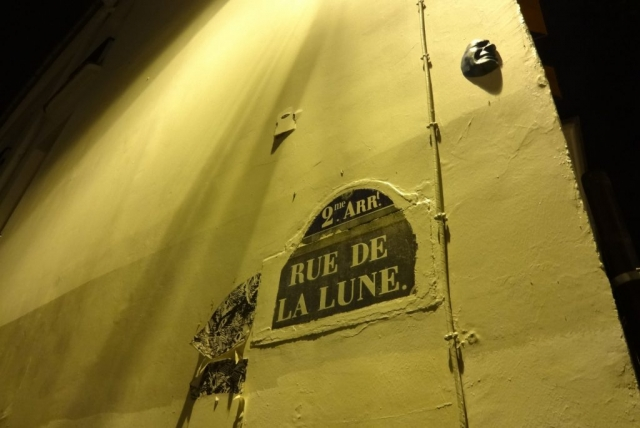 Rue de la Lune, photo: Ivan Stanev