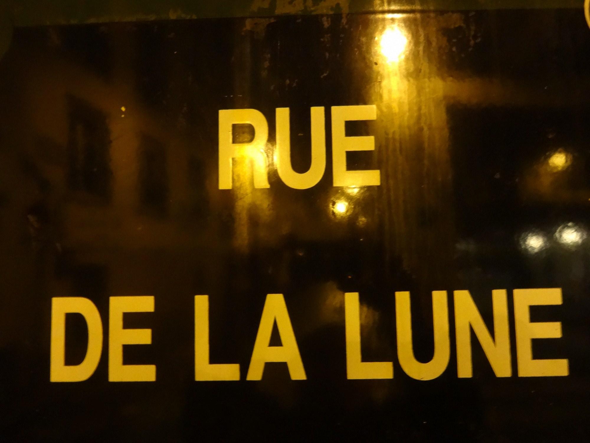 Rue de la Lune. Photographed by Ivan Stanev